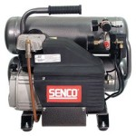 Senco PC1131 Compressor, 2.5-Horsepower (PEAK) 4.3-Gallon