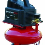 PowerPro 22010 1-Gallon Oil Free Pancake Air Compressor