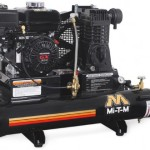 Mi-T-M AM1-PH65-08M Portable Air Compressor, 8-Gallon, Single Stage with Gasoline