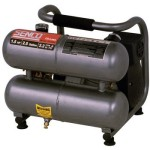 Senco PC0968 Compressor, 1.5-Horsepower (PEAK) 2.5-Gallon