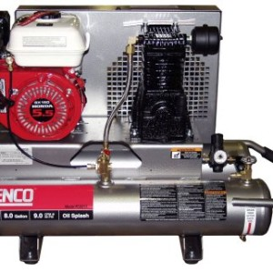 Senco PC2017 8-Gallon 5-1/2-Horsepower Gasoline Air Compressor
