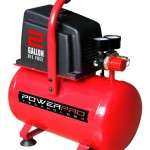 PowerPro 22020 2 Gallon Oil Free Air Compressor