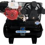 Industrial Air IHA9093080 30-Gallon Gas Powered Truck Mount Air Compressor