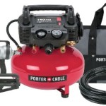 PORTER-CABLE Pc1Pak 2-1/2-Inch Finish Nailer Compressor Combo Kit