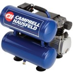 Campbell Hausfeld HL5402 4-Gallon Oil-Lubricated Air Compressor