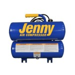 Jenny Compressors AM780-HC4V 2-HP 4-Gallon Tank 115-Volt, Electric Hand Carry Compressor