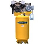 80 Gallon 7.5 HP Statonary Air Compressor