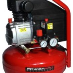 PowerPro 22050 5-Gallon Pancake Style Oil Lubed Air Compressor
