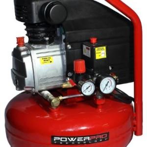 PowerPro 22050 5-Gallon Pancake Style Oil Lubed Air Compressor