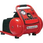 Rockworth Reconditioned Electric Air Compressor - 1.5 HP, 115 Volt, 3-Gallon, Model# RW1503TP-NT