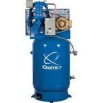 Quincy Compressor QP Pressure Lubricated Reciprocating Air Compressor 10 ...