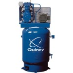 Quincy Air Master Air Compressor with MAX Package 10 HP, 230 Volt 3 Phase...