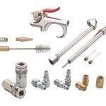 TEKTON 47261 Air Tool Accessory Kit, 17-Piece