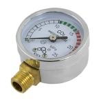 0-25 MPa 2.5 Accuracy Class Carbon Dioxide Pressure Gauge Regulator