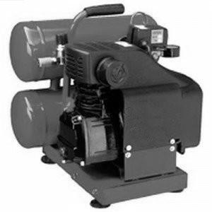 True Power 2HP Twin Tank Air Compressor, 5 Gal, 3.8 CFM @ 90 PSI