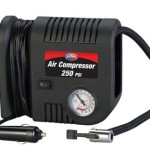 All-Power Portable Air Compressor 250 PSI 12 Volt With Car Charger