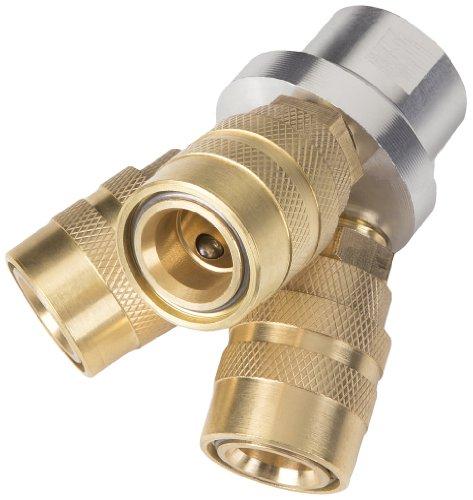 Tekton way quick connect air hose splitter