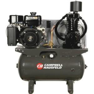 Campbell Hausfeld Service Truck Series Air Compressor 14 HP Subaru EX40 E...