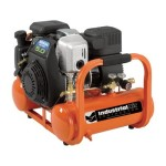 Industrial Air Contractor Pontoon Air Compressor with Honda OHC Engine - 4 Gallon, 155 PSI, Model# CTA5090412