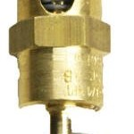 "0.25"" NPT 115 PSI Safety Valve"