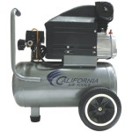 California Air Tools CAT-263DLH DLH 2.0 Hp 6.3-Gallon Steel Tank Oil-Lubricated Air Compressor