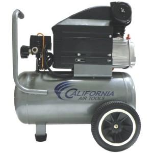 California Air Tools CAT-263DLH DLH 2.0 Hp 6.3-Gallon Steel Tank Oil-Lubricated Air Compressor