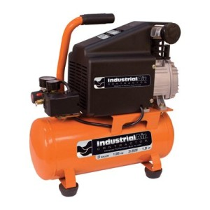 Industrial Air Hot Dog Air Compressor - 1.5 HP, 3-Gallon, Model# CP1580325