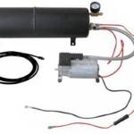 Car & Truck Turbo Air Compressor and Tank Kit