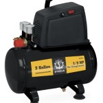 Steele Products SP-CE043 3 Gallon Oil-less Air Compressor