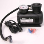 300 PSI PORTABLE AIR COMPRESSOR - Tire Inflator - 12V