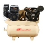 Ingersoll Rand 46821344 14 Hp Gas Drive Air Compressor - Kohler Engine