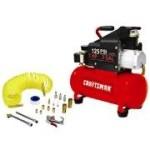 Craftsman 3 gal. Air Compressor, 1 hp, Tank