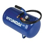 New Hyundai Power Equipment 5 Gallon Inflation Stationary Tank Air Compressor