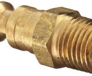 Dixon Valve u0026 Coupling DCP21B Brass Air Chief Industrial Interchange Quick-Connect Air Hose Fitting Plug 1/4u2033 Coupling x 1/4u2033 NPT Male  sc 1 st  Shop Air Compressors : air hose fitting - www.happyfamilyinstitute.com