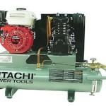 Hitachi EC25E 5.5-Horsepower Air Compressor