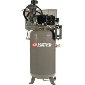 Campbell Hausfeld Fully Packaged Air Compressor 5 HP, 16.6 CFM @ 175 PSI,...