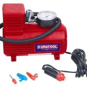 Mini Portable Air Compressor - 12VDC