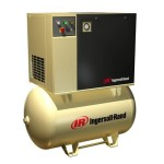 40 HP Rotary Screw Compressor with 115# / Baseplate Mtd. / Dryer