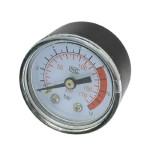"""0-12 bar 0-170 psi 3/8"""" Thread Round Dial Pressure Gauge"""