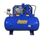 Jenny Compressors F12C-30C-115/1 1/2-HP 30-Gallon Tank 1 Phase 115-Volt, Single-Stage Simplex Electric Climate Control Compressor