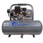 California Air Tools 1610ALFC Ultra Quiet & Oil-Free Industrial 1.0 Hp Air Compressor