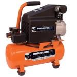 Industrial Air Contractor CP1580325 3-Gallon Hotdog Oil-Lube Air Compressor, Orange