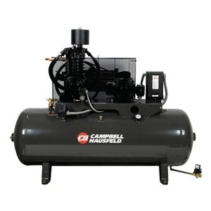Campbell Hausfeld Fully Packaged Air Compressor 7.5 HP, 24.3 CFM @ 175 PS...