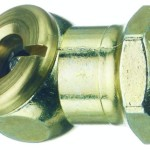 "Tru-Flate 17-351 1/4"" Female NPT Direct Air Line Chuck With Shut-off"