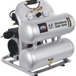 All-Power America APC4406 Quietzone 1.5 HP Air Compressor with Aluminum Tank