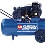 Campbell Hausfeld VT6233 26 Gallon ASME Oil-Lubricated 120V Horizontal Air Compressor