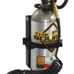 The Source S-KIT10B High Performace Portable Air System with Vehicle Bracket