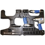 Campbell Hausfeld CHK01400AV 3-in-1 Air Tool Kit with Accessories