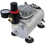 Titan Mini Airbrush Compressor, Model# 22958