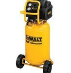 DEWALT D55168 200 PSI 15 Gallon 120-Volt Electric Wheeled Portable Workshop Compressor